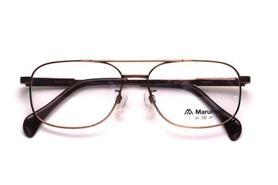 Maruman マルマン M 9005-CV(ライトブラウン)【メンズ】【男性用】【日本製】【ピュアチタン】