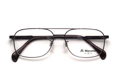 Maruman マルマン M 9005-CV5(ブラウン)【メンズ】【男性用】【日本製】【ピュアチタン】