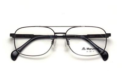 Maruman マルマン M 9005-CB1(ダークグレー)【メンズ】【男性用】【日本製】【ピュアチタン】