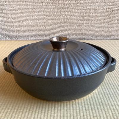 手造り鍋IH華削り 9号