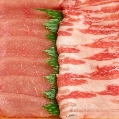 【配送日限定(火水・金土のみ)】四万十ポークの豚ちりセット【冷蔵便】