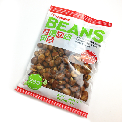 野村煎豆加工店 BEANS フライ豆 160g