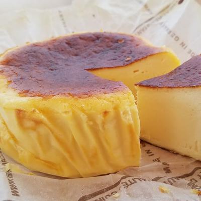 バスクチーズケーキ 四万十の米粉入り【冷凍便】