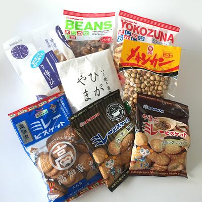 高知のお菓子 8種類詰め合わせセット