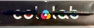 カラボ色鉛筆&カラボクリアホルダー(3枚セット)