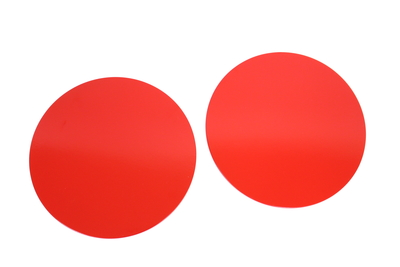 丸台 φ25cm 赤