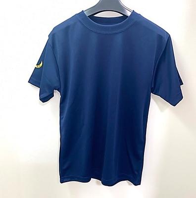 ドライTシャツ<袖ワンポイント>