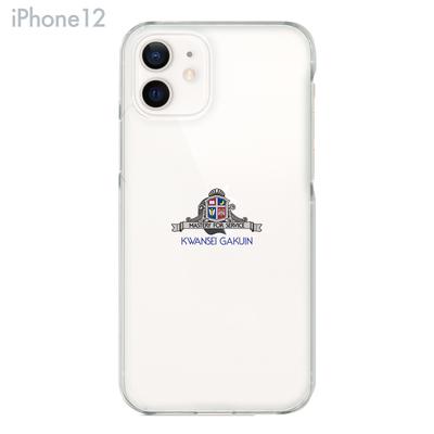 iPhone12ケース〈エンブレム〉