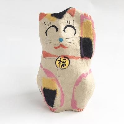 仙台張子 招き猫