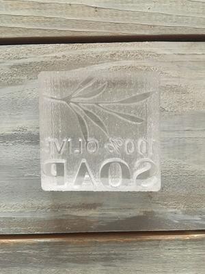 ソープスタンプ(石けん用スタンプ)★100%OLIVE SOAP