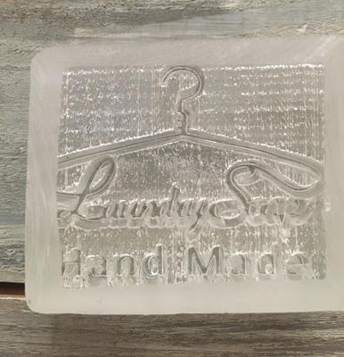 ソープスタンプ(石けん用スタンプ)★Laundry soap Handmade