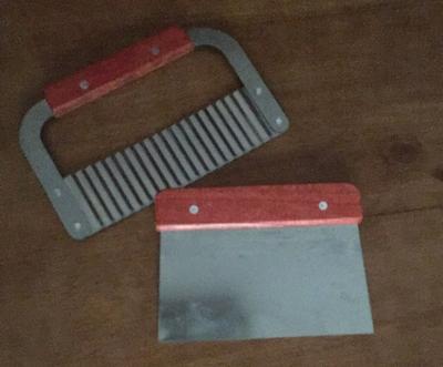 ソープカッター2種類セット(波型 / ストレート型)カット台無し。