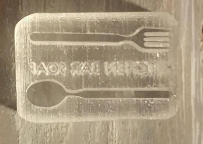 ソープスタンプ(石けん用スタンプ)★キッチンバーソープ