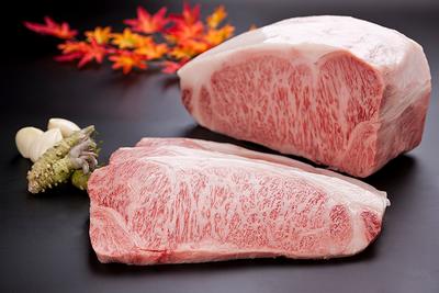 岩手県産 黒毛和牛A5ランク サーロインステーキ(200g x2)