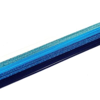 水引素材 ブルー系