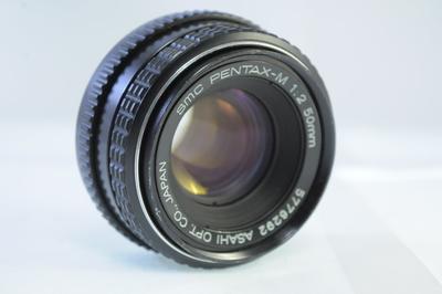【AB】ペンタックス SMC PENTAX-M 50mm F2 ペンタックスK