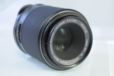 【C】ペンタックス PENTAX Super-Multi-Coated MACRO-TAKUMAR 100mm F4 M42