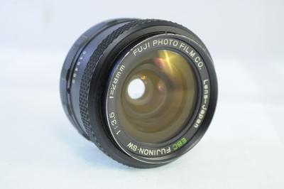 【AB】富士フィルム FUJIFILM EBC FUJINON SW 28mm F3.5 M42