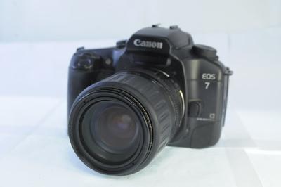 【D】キャノン CANON EOS 7 ボディ+35-135mm F4-5.6