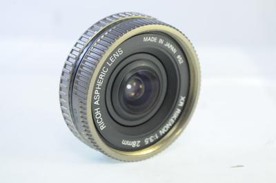 【A】レア玉 リコー RICOH XR RIKENON 28mm F3.5 ペンタックスK