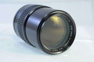 【B】ミノルタ MINOLTA MC TELE ROKKOR-PF 135mm F2.8