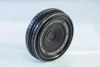 【C】ペンタックス SMC PENTAX-M 40mm F2.8
