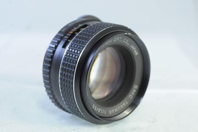 【C】ペンタックス SMC PENTAX TAKUMAR 55mm F1.8