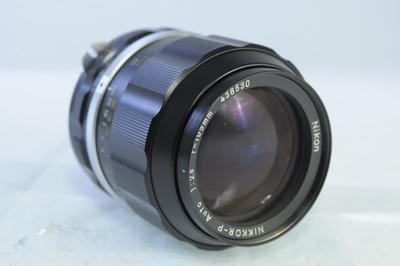 【C】ニコン NIKON NIKKOR-P 105mm F2.8