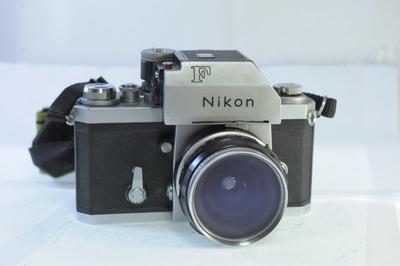 【C】ニコン NIKON F フォトミック ボディ 670万番台+2.8cm F3.5 プロスト付属