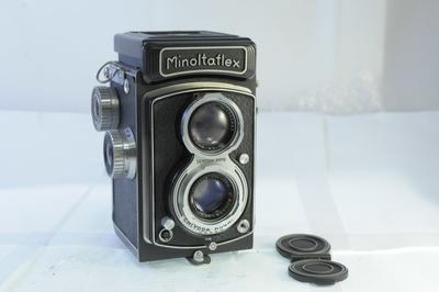 【D】ミノルタ MINOLTA Minoltaflex 75mm F3.5