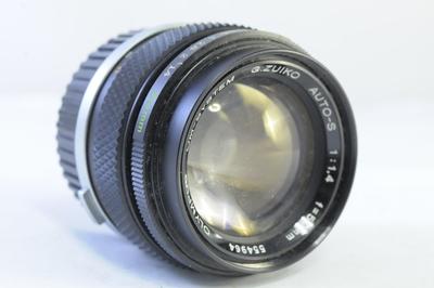 【C】オリンパス OLYMPUS OM-SYSTEM G.ZUIKO AUTO-S 50mm F1.4