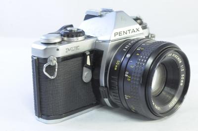 【D】ペンタックス PENTAX ME ボディ+50mm F2