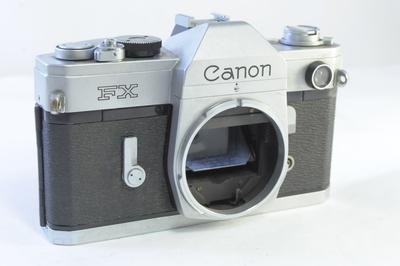 【B】キヤノン CANON FX ボディ