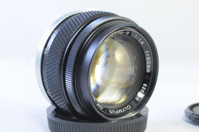 【C】オリンパス OLYMPUS G.ZUIKO Auto-S 50mm F1.4