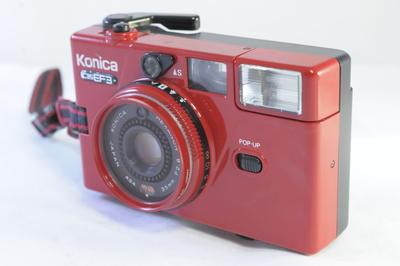 【C】コニカ KONICA C35 EF3 35mm F2.8