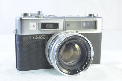 【D】ヤシカ YASHICAElectro 35 45mm F1.7