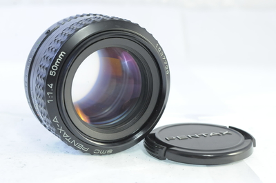 【C】ペンタックス PENTAX-A SMC 50mm F1.4