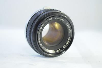 【C】オリンパス OLYMPUS F.ZUIKO AUTO-S 50mm F1.8