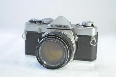 【D】オリンパス OLYMPUS OM-1 ボディ+50mm F1.4