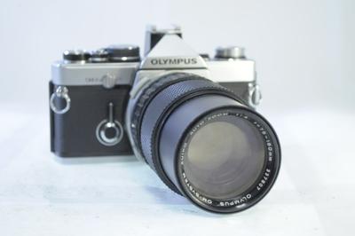 【D】オリンパス OLYMPUS OM-2 ボディ+75-150mm F4