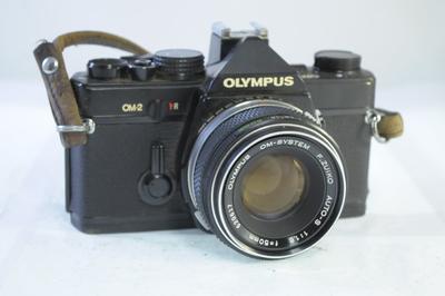 【D】オリンパス OLYMPUS OM-2 ボディ+50mm F1.8
