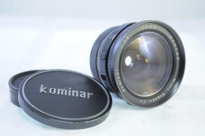 【C】Nitto Kogaku Kominar 28mm F3.5