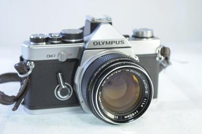 【D】オリンパス OLYMPUS OM-2 ボディ+50mm F1.4