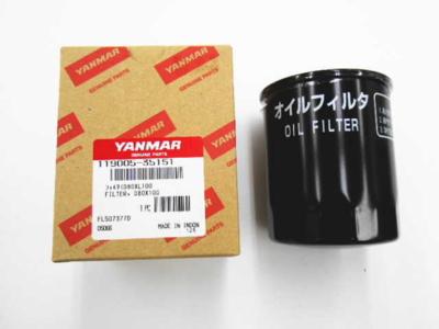 ヤンマー 4LH-HTZ オイルフィルター