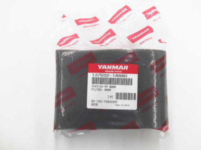 ヤンマー 6CXAS-GT スイコミフィルター(ハバヤク86MM)