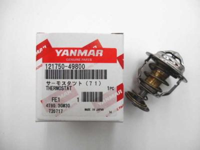 ヤンマー 2GM20F/3GM30F サーモスタット