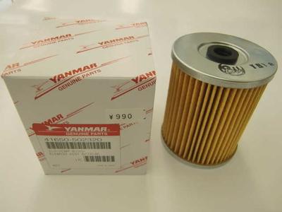 ヤンマー 4LH-HTZ/DTZ エレメントCMP(8ミクロン)D72