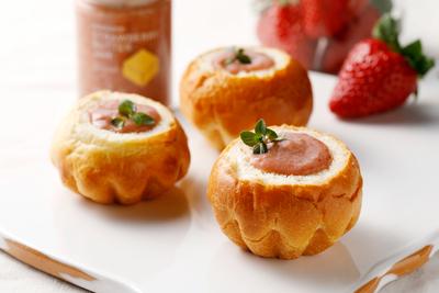 北海道バタージャムとフルーツコンフィチュールのセット