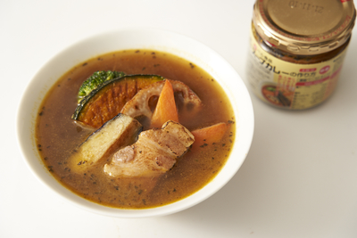 スープカレーの作り方
