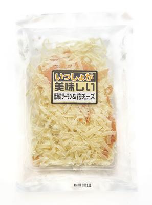 北海道サーモン&花チーズ